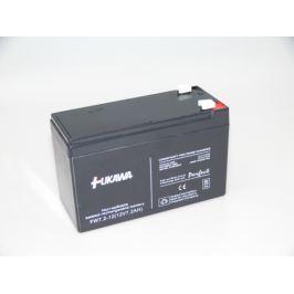 FUKAWA Baterie  FW7.2-12(28W) (12V/7,2 Ah - Faston 250) SLA baterie