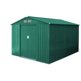G21 Zahradní domek  GAH 730 - 251 x 291 cm, zelený