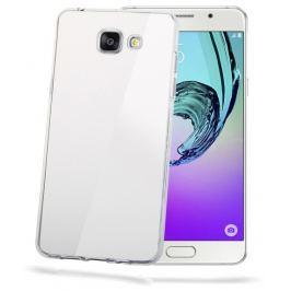 CELLY Kryt na mobil  Gelskin pro Samsung Galaxy A3 (2017) - průhledný