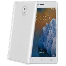 CELLY TPU pouzdro  Nokia 3, bezbarvé