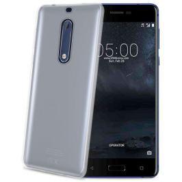 CELLY TPU pouzdro  Nokia 5, bezbarvé