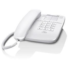 SIEMENS GIGASET Domácí telefon  DA310 - bílý