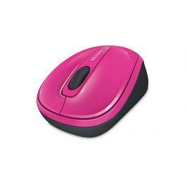 Microsoft Wireless Mobile Mouse 3500 Mac/Win Pink