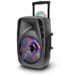 IDANCE GROOVE GR216/ BT repro/ 100W/ Disco ball/ LED/ USB/ MP3/ 1x MIC