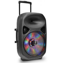 IDANCE GROOVE GR540/ BT repro/ 1000W/ LED/ USB/ MP3/ 2x MIC