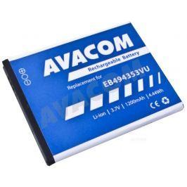 AVACOM Náhradní baterie  do mobilu Samsung EB494353VU Li-ion 3,7V 1200mAh pro GT-
