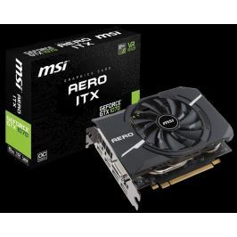 MSI GeForce GTX 1070 AERO ITX 8G OC, 8GB GDDR5, DP/HDMI/DVI
