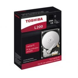 Toshiba Internal HDD  L200 2,5'' 1TB SATA2 5400RPM 128MB