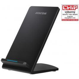 AVACOM HomeRAY S10 bezdrátová nabíječka stojánek, černá