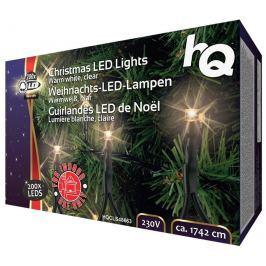 HQ vánoční osvětlení/ 200x LED dioda/ 4W/ 17420 mm/ teplá bílá Interiér