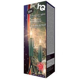 HQ vánoční osvětlení/ 50x klasická mini žárovka/ 28,8W/ 5420 mm/ teplá bílá/ int