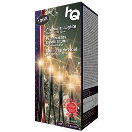 HQ vánoční osvětlení/ 100x klasická mini žárovka/ 28,8W/ 9420 mm/ teplá bílá/ in