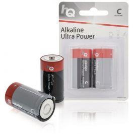 HQ C - alkalická baterie 1.5V, 2 kusy