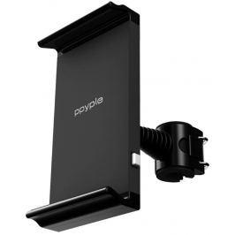 """PPYPLE univerzální držák pro telefony+ tablety do auta 4"""" - 11""""/ do hlavové opěr"""