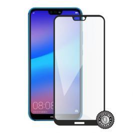 SCREENSHIELD HUAWEI P20 Lite Tempered Glass protection (full COVER black)