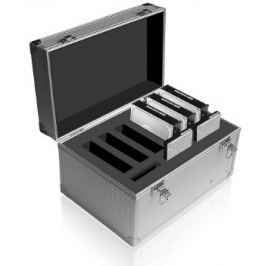 RaidSonic Icy Box ochranný box pro 6x 3.5''  a 3x 2.5'' HDD