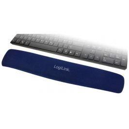 LogiLink - Gelová podložka pod klávesnici, modrá