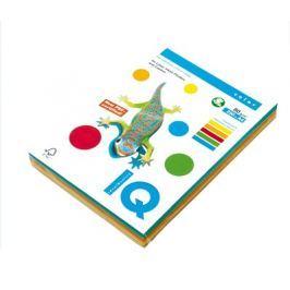 Mondi Kancelářský papír barevný IQ Color A4/80g, mix 5x50 trendové barvy