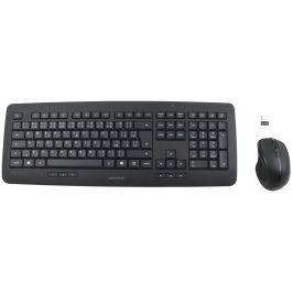 CHERRY set klávesnice + myš DW 5100/ bezdrátový/ USB/ černý/ CZ+SK layout