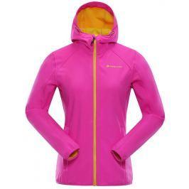 Alpine Pro Dámská bunda  NOOTKA 3, XS, Růžová
