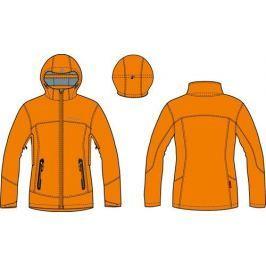Alpine Pro Dámská softshellová bunda NOOTKA 4, S, Černá