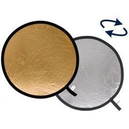 Lastolite Collapsible Reflector 75cm Silver/Gold (LR3034)