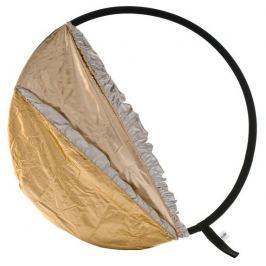 Lastolite Bottletop 5:1 95cm Diffuser + Gold/White and Sunfire/Silver (LR3896)