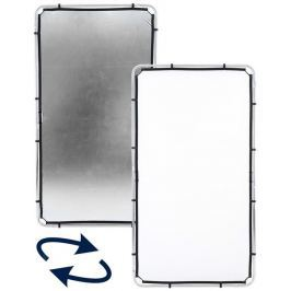 Lastolite Skylite Rapid Facric Medium 1.1 x 2m Silver/White (LR81231R)