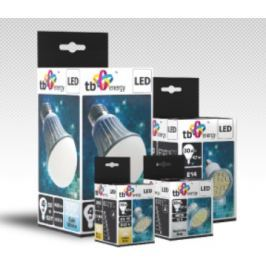 TB ENERGY LED žárovka  E14 230, 5W, svíčka 400lm