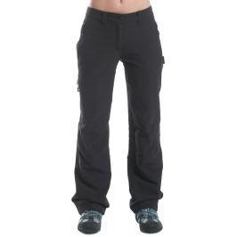 Alpine Pro Dámské softshellové kalhoty  Muria 2015, 36, Černá - 990