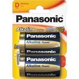 Panasonic LR20 2BP D Alk Power alk
