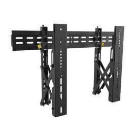 """SBOX LVW02-46F pevný nástěnný držák s náklonem pro LCD 37-70"""" (94-140cm), do 45k"""