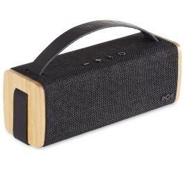 Marley Riddim BT - Signature Black, přenosný audio systém s Bluetooth