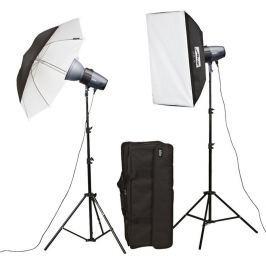 Metz MECASTUDIO BL-200 SB/UM-kit ll, set studiových zábleskových světel BL-200