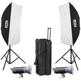 Metz MECASTUDIO TL-300 SB/UM-kit ll, set studiových zábleskových světel TL-300