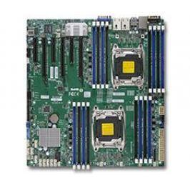 Supermicro MB 2xLGA2011-3, iC612 16x DDR4 ECC,10xSATA3,(PCI-E 3.0/3,3(x16,x8),2x