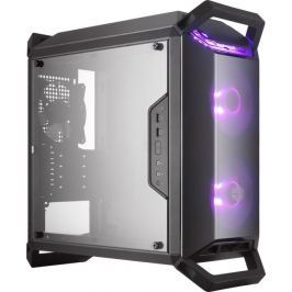 COOLER MASTER MasterBox Q300P, Micro-ATX, Mini-ITX, USB3.0, bez zdroje, černý