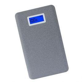 AWEI Portable power bank P83K - přenosná baterie, šedá, 10000 mAh, 2 x USB,