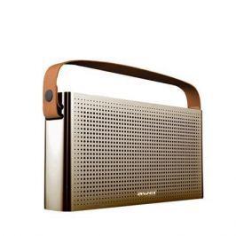 AWEI Reproduktor Y300, zlatá, přenosný, bezdrátový, Bluetooth, 2 x 5W,