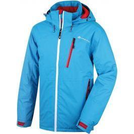 Alpine Pro Pánská zimní bunda  Flann, XS, Modrá - 631