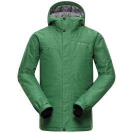 Alpine Pro Pánská zimní bunda  CALLISTO 4, L, Zelená
