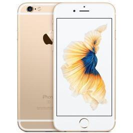 Apple Mobilní telefon  iPhone 6s 128GB - Gold - zlatý