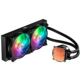 COOLER MASTER vodní chlazení MasterLiquid 240R RGB