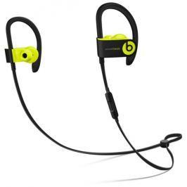 Apple Sluchátka Beats Powerbeats3 Wireless - černá/žlutá