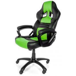 AROZZI herní židle MONZA/ černozelená