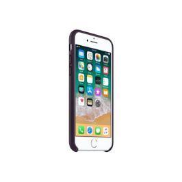 Apple Kryt na mobil  Leather Case pro iPhone 8/7 - lilkově fialový