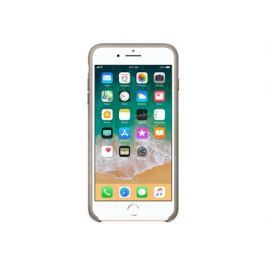 Apple Kryt na mobil  Leather Case pro iPhone 8 Plus / 7 Plus - kouřový