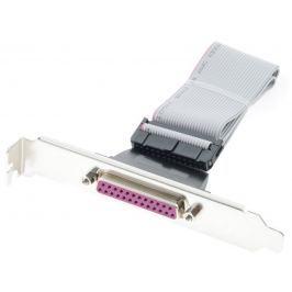 MSI LPT Cable, Bracket pro připojení paralelního portu,délka interního konektoru