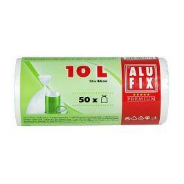 ALUFIX Pytle na odpadky, 10 l, 50 ks,