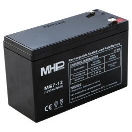 CARSPA Pb akumulátor MHPower VRLA AGM 12V/7Ah (MS7-12)